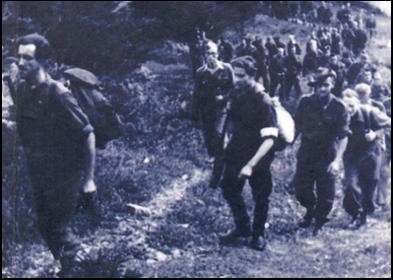 Slovenia POWs