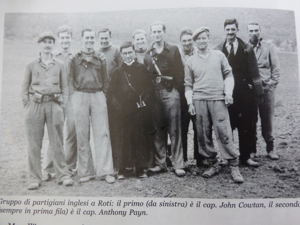 English Members of Group Roti