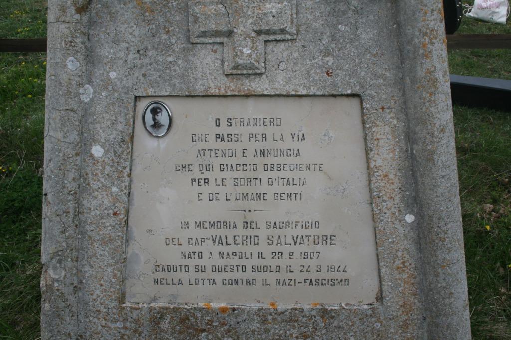 Valerie Salvatore Memorial