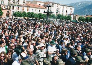 2001 Start - Sulmona