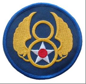 8th USAF Insignia