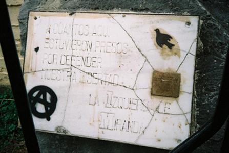 Miranda Memorial